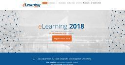 Belgrade 2018: the 9th International Conference on eLearning
