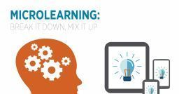 Why choose microlearning for a refresher course? - Infographic