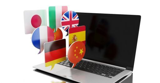 How to create multilingual courses