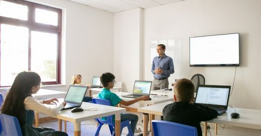 Support for connectivity in Italian schools