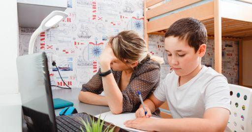 Online school: tips for parents