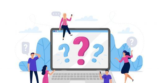 How to choose the background of an online course