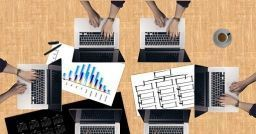 Statistics and eLearning: how to use student data to improve an online course