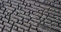 The importance of choosing the font in an online course