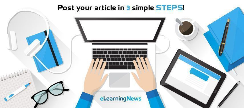 Post an article in 3 steps